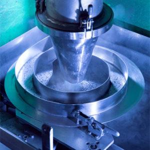 Подготовка смеси для производства алмазных сегментов