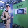 На заводе алмазного инструмента «Дельта» все производственные процессы автоматизированы