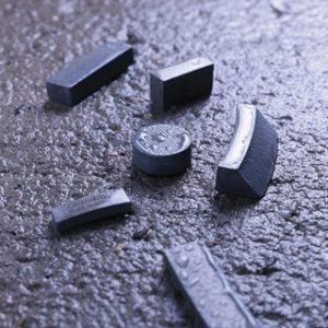 Алмазные сегменты, произведенные на заводе «Дельта»